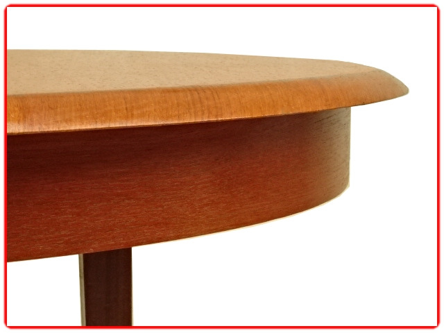Table ronde vintage 1960