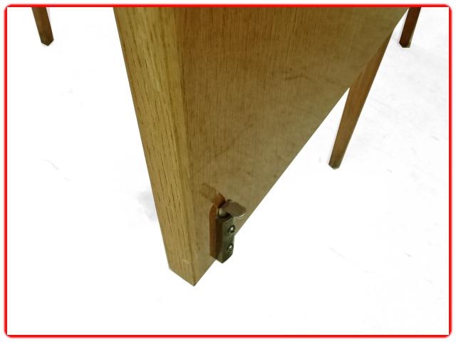 Enfilade vintage d'occasion rénovée bois clair