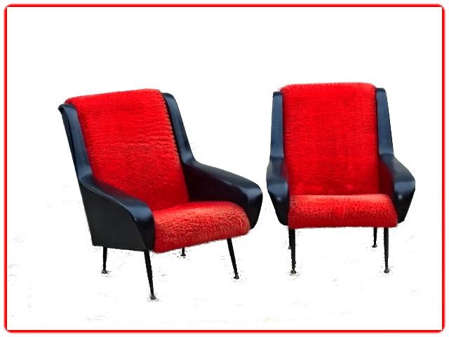 paire de fauteuils design Erton