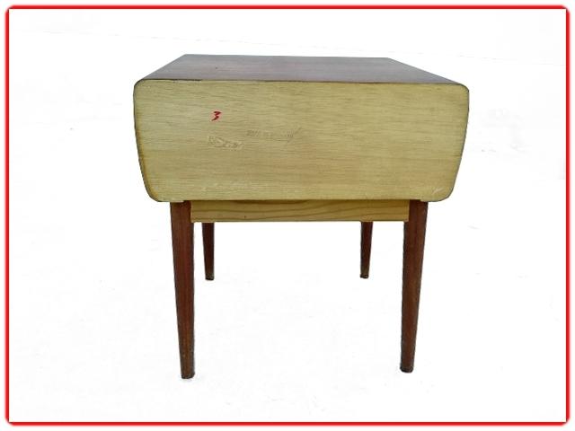 table de chevet J. Andersen danois teck 1950