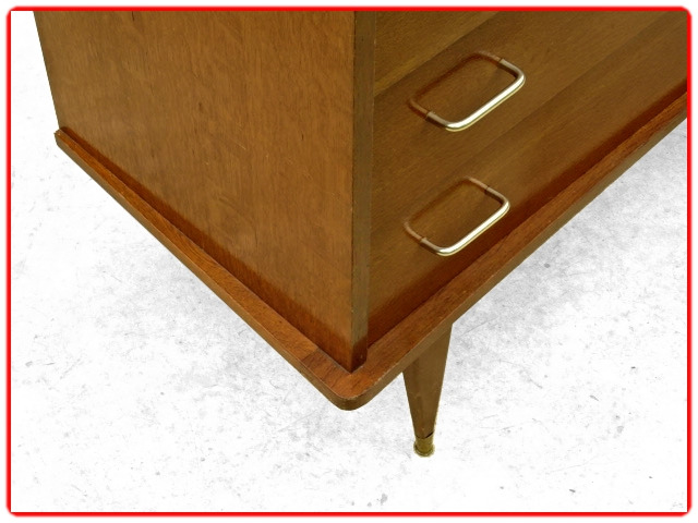 commode vintage 1970