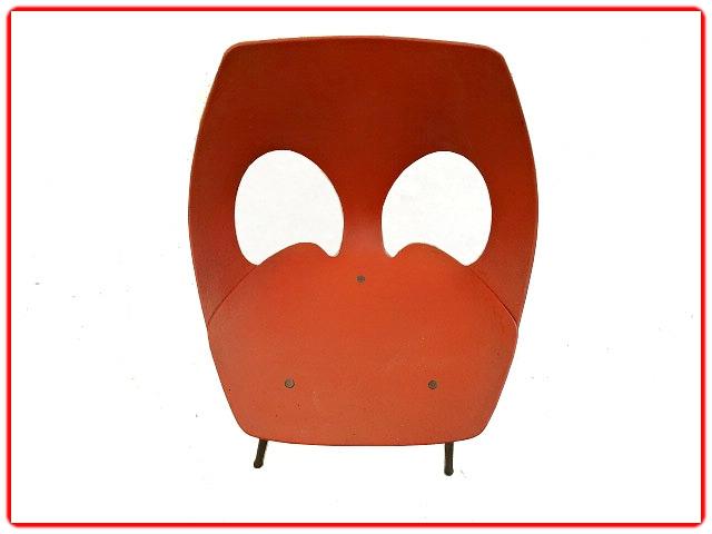 chaise design carl jacobs airborne 1950