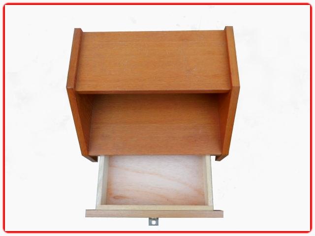 Table de chevte vintage 1 tiroir