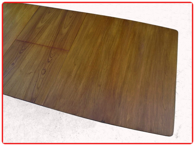 Table Mc Intosh teck vintage scandinave1960