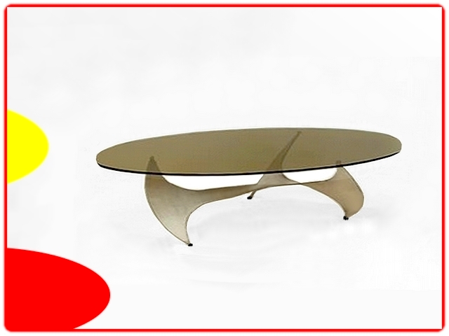 Table basse Hélice dls K. Hesterberg design Propeller