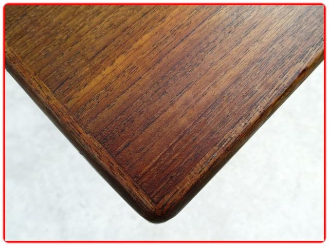table danoise teck designer Verner Pedersen