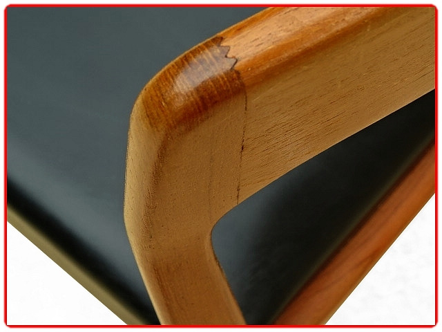 chaises scandinave en teck