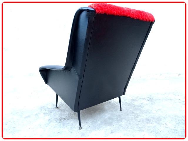 fauteuils vintage design Erton 1960