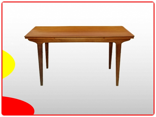 Table de repas LB scandinave vintage 1960