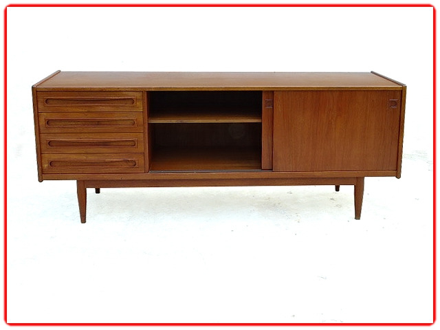 enfilade danoise d'occasion J. Andersen 1950