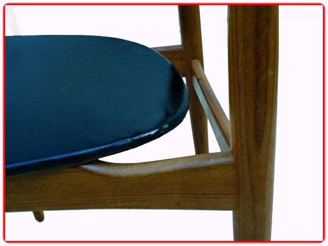chaises occasion J. Andersen modèle 178 teck