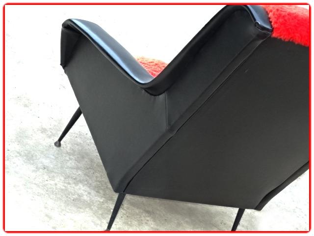 fauteuils par Erton design 1960