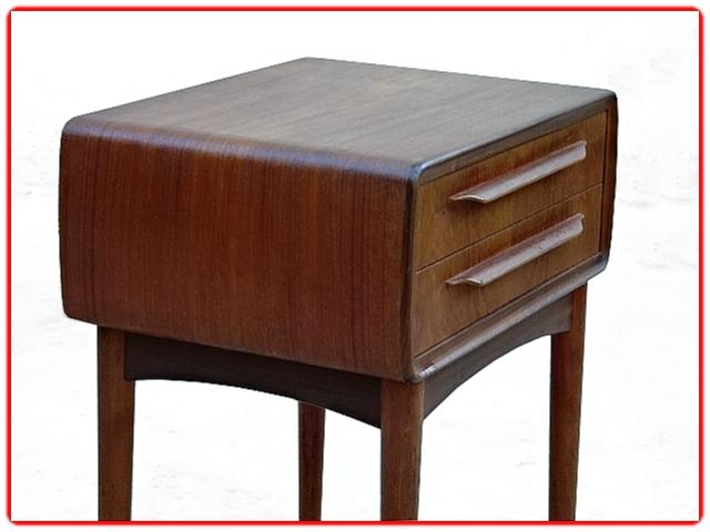 table chevet design chevet-johannes-andersen