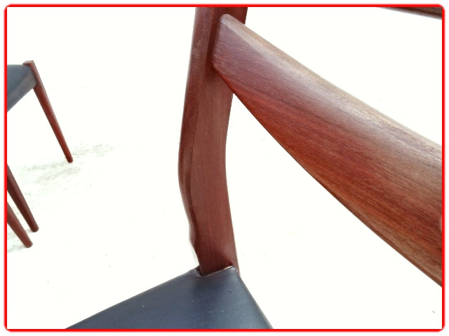 chaises scandinave vintage d'occasion