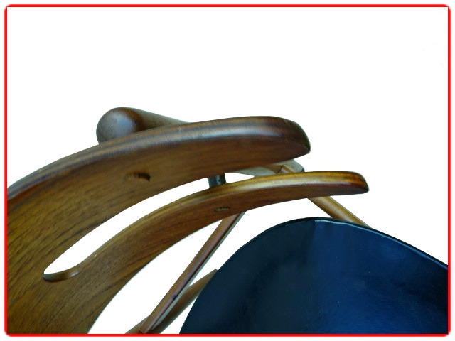 chaises scandinaves J. Andersen modèle 178 en teck
