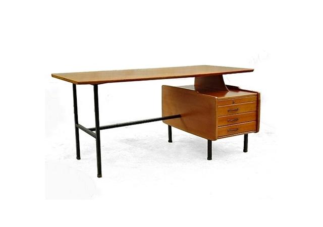 Bureau Jacques Hautville design moderniste