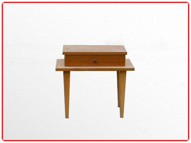 Chevet vintage un tiroir