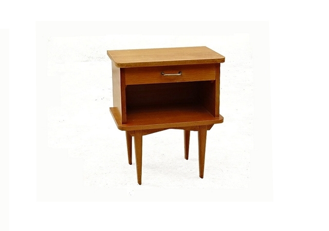 Table de chevet vintage 1960