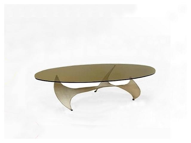 Table basse design Propeller K. Hesterberg