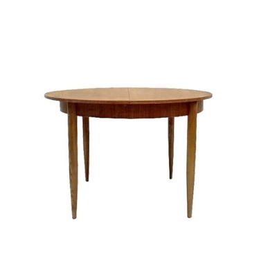 Table extensible vintage 1960