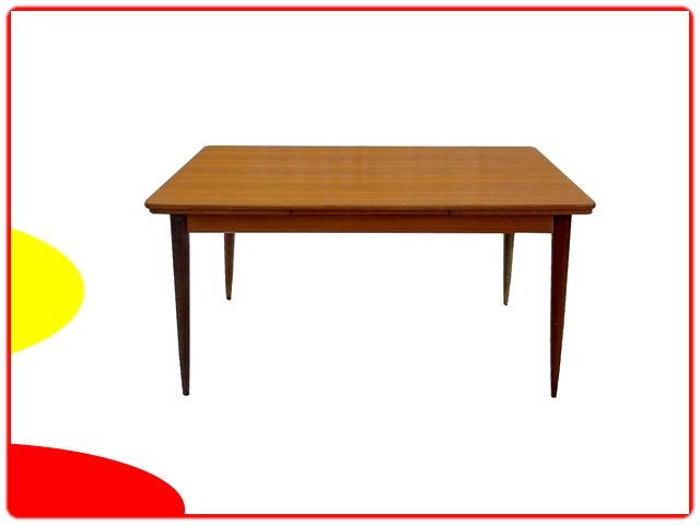 Table àmanger extensible teck 1960 VINTAGE