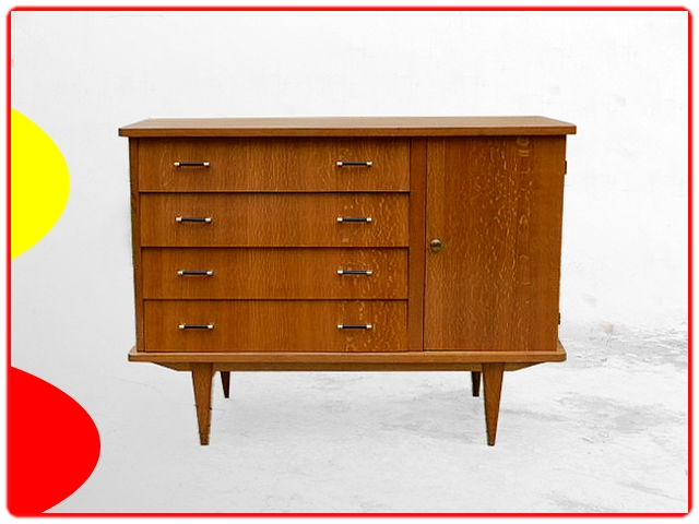 Commode buffet vintage