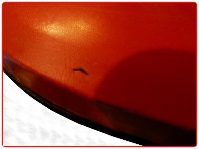 chaises vintage rétro bistrot