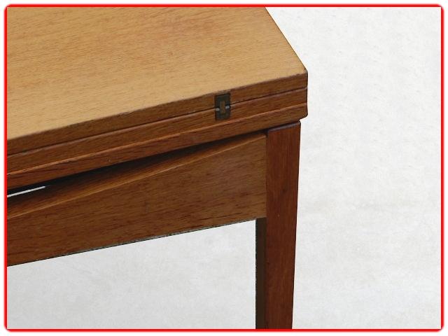 Table portefeuilles A. Ducrot vintage 1950