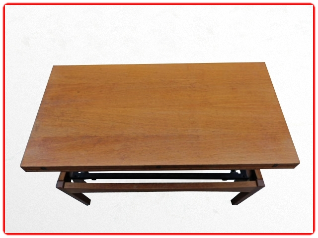 Table haute basse albert Ducrot