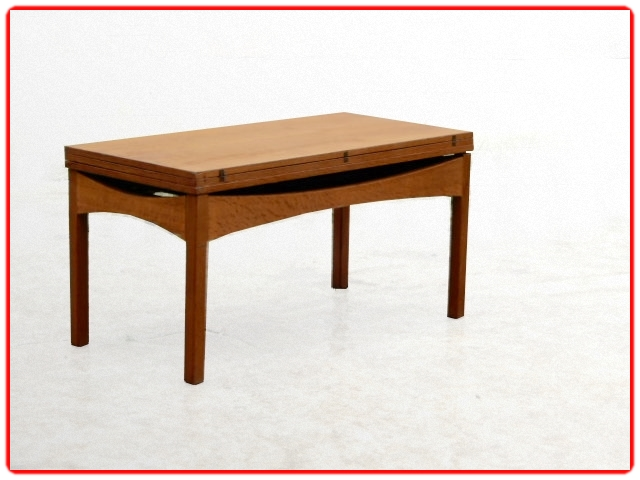 Table modulable Albert Ducrot éd. Ducal vintage