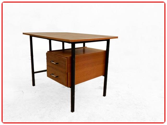 Bureau moderniste vintage 1950