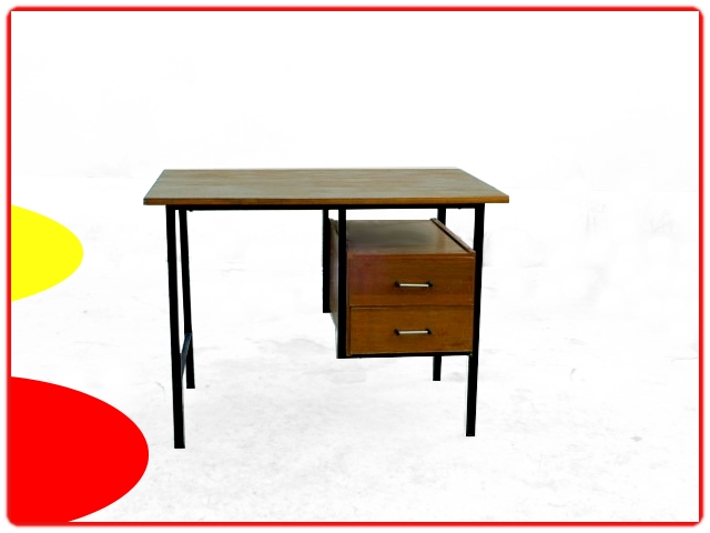 Bureau moderniste vintage