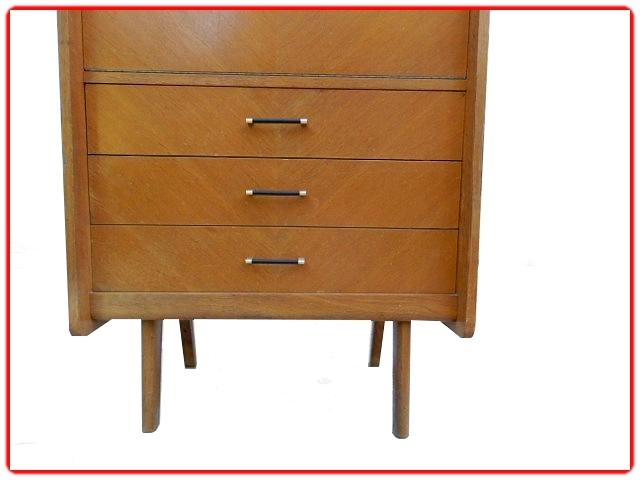 Secrétaire vintage 3 tiroirs