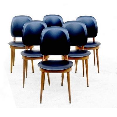 6 chaises Pégase Baumann Guariche