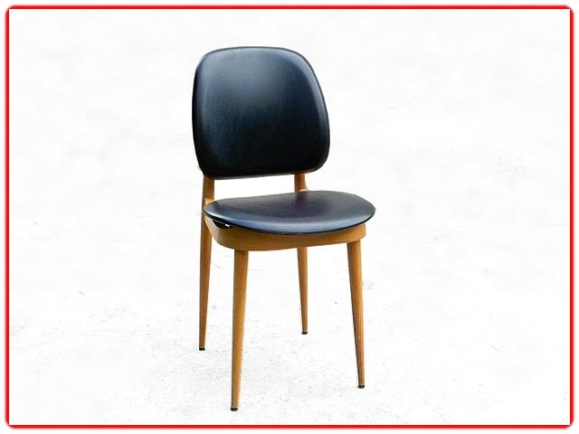 6 chaises Baumann Pégase Guariche