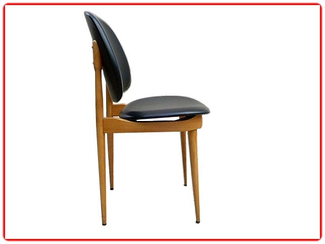 Chaises vintage Baumann Pégase