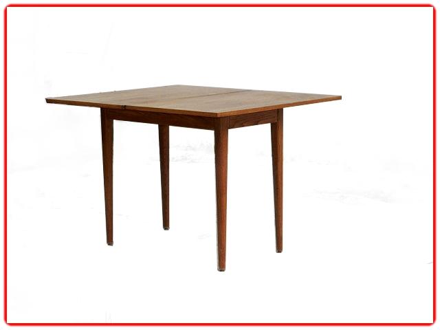 Table portefeuilles vintage 1960