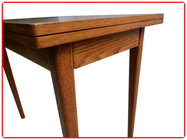 Table pliable vintage 1960