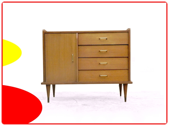 Commode ou buffet vintage 1970