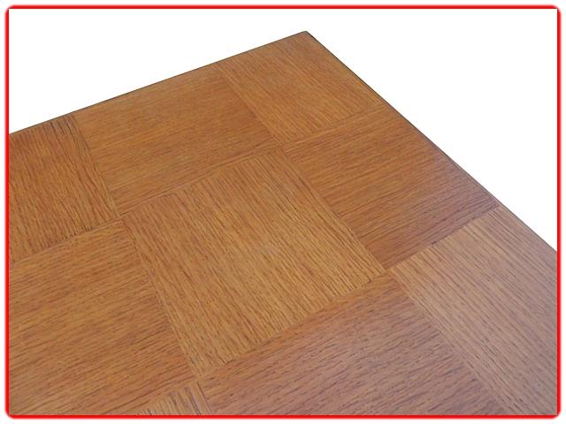 Table de salle à manger vintage bois clair