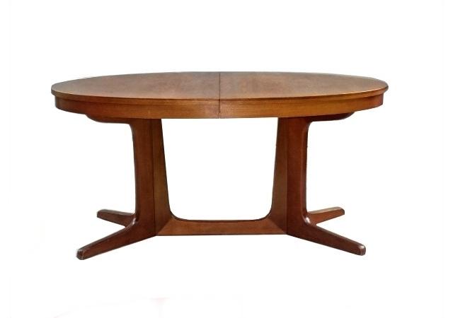 Table à manger Baumann 1960
