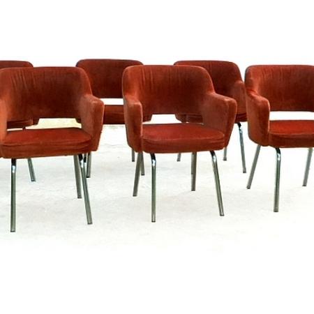 Fauteuils de conférence design dlg knoll