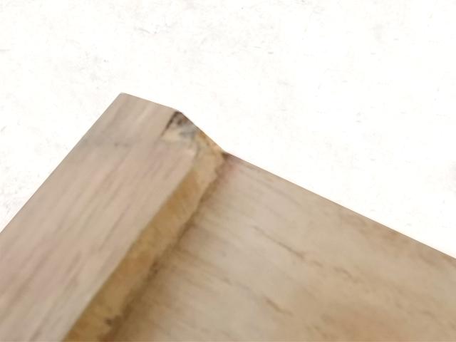 Rénovation commode vintage 1960 bois et placage