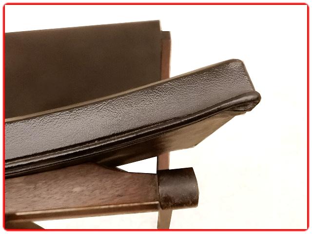 6 chaises vintage rembourrées