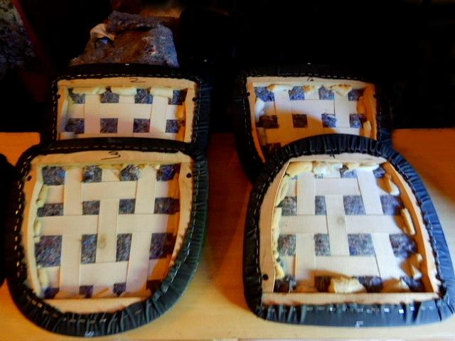 Chaises scandinaves rénovation
