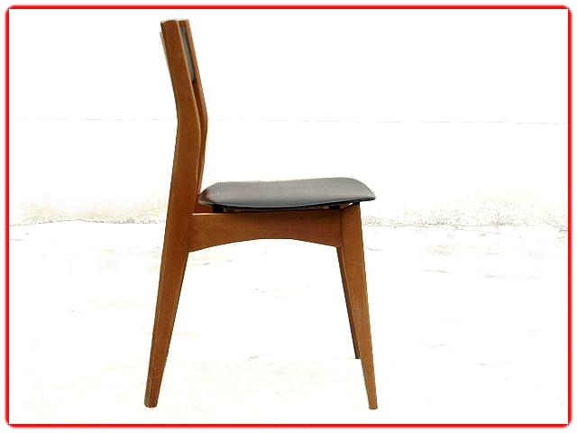 Chaises design scandinave occasions rénovées