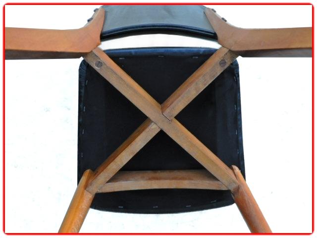chaises vintage occasion rénovées
