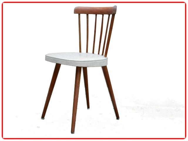 Chaises vintage dls Baumann 1960